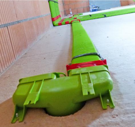 Adapter za prezračevalni ventil